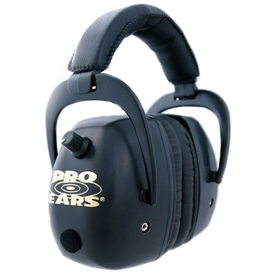 Pro Ears 773-000-030 Gold Headsets