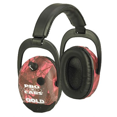 Sporting Clay Gold Headsets Sporting Clay Gold Nrr25 Rtp Cam : Shooting Accessories by Pro Ears for Gun & Rifle