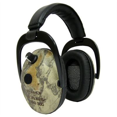 Pro Series 300 Headsets Pro300 Nrr26 Natgear Camo : Shooting Accessories by Pro Ears for Gun & Rifle