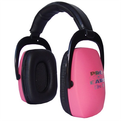 Pro Ears Ultra? 28 Headsets Pro Ears Ultra28 Nrr33 Pink : Shooting Accessories by Pro Ears for Gun & Rifle