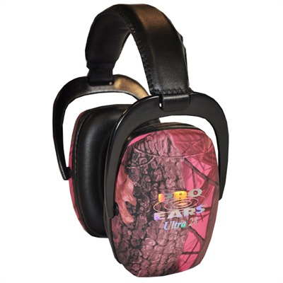 Pro Ears Ultra? 28 Headsets Proears Ultra28 Nrr33 Pink Rt Camo : Shooting Accessories by Pro Ears for Gun & Rifle