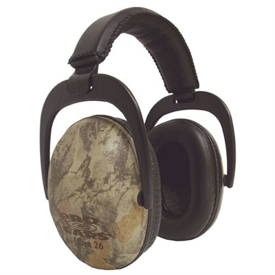 Pro Ears Ultra? 26 Headsets Proears Ultra26 Natural Gear Camo : Shooting Accessories by Pro Ears for Gun & Rifle