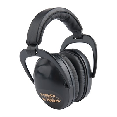 Pro Ears Ultra Sleek Nrr 26 - Ultra Sleek-Black