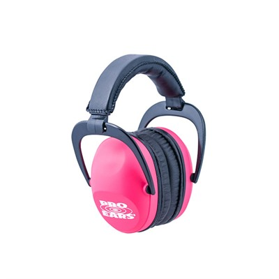 Pro Ears Ultra Sleek Nrr 26 - Ultra Sleek-Pink