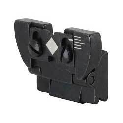 Ruger Ruger 10/22 Rear Sight - Ruger 10/22 Flip-Up Rear Sight Black