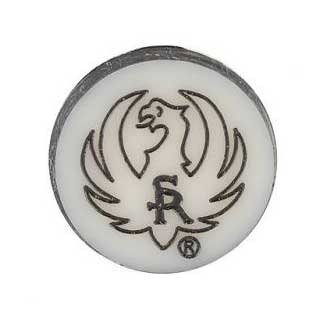 Pistol Grip Cap Medallion, Blue