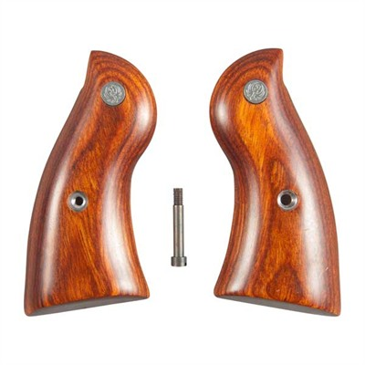 Ruger Grip Panels, Pair, Medallion & Screw
