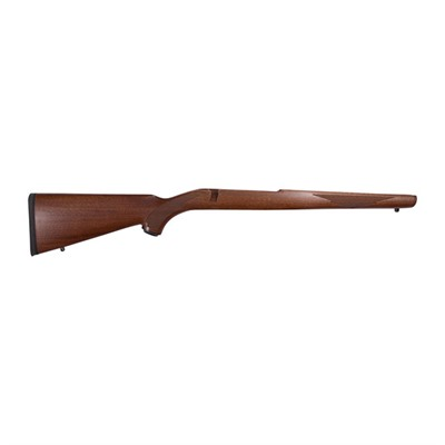 Ruger 77/22 Stock Oem - Ruger 77/22 Stock Oem Wood Brown
