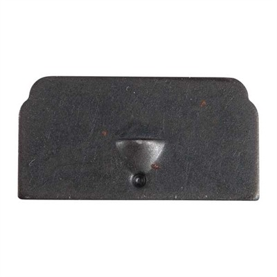 Ruger Bolt Lock Cover Plate