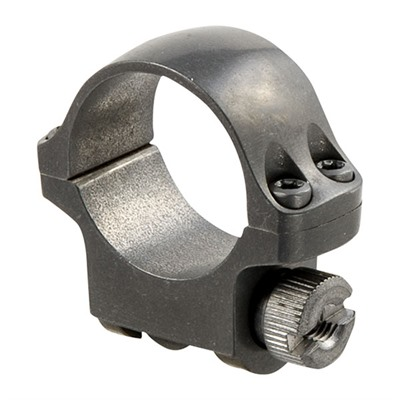 "Ruger 1"" Scope Ring 3ktg Low Target Gray Online Discount"