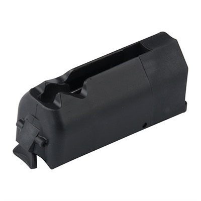 Ruger Ruger American 5rd Magazine 223/5.56 - Ruger American Magazine 223/5.56 5rd Polymer Black