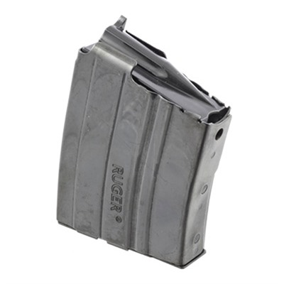Ruger Mini Thirty 10-Rd Magazine - Mini Thirty 10-Rd Magazine Blued