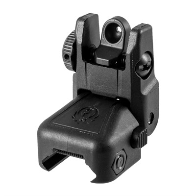 Ruger Sr-22 Rapid Deploy Rear Sight - Sr-22 Rapid Deploy Rear Sight