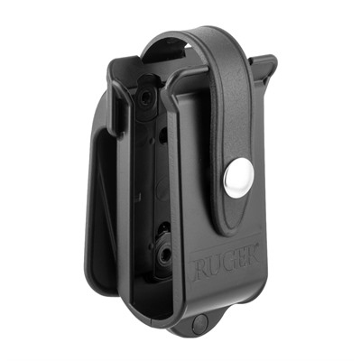 Ruger Bx-Style Double Magazine Case - Bx-Style Double Magazine Case Iwb Paddle Style