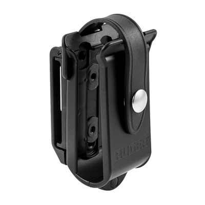 Ruger Bx-Style Double Magazine Case - Bx-Style Double Magazine Case Belt Clip Style
