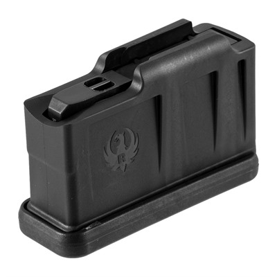 Ruger Ai-Style Polymer Magazines .30 Caliber - Ai-Style Polymer Magazines .30 Caliber 3-Rd