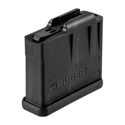 Ruger Ai-Style Polymer Magazines .30 Caliber - Ai-Style Polymer Magazines .30 Caliber 5-Rd