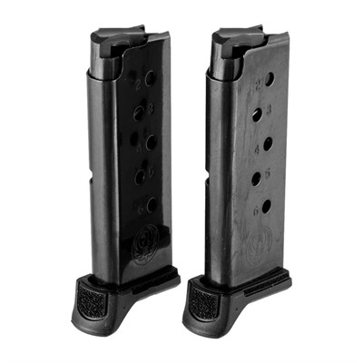 Ruger Lcp Ii Magazine .380 6rd - Lcp Ii Magazine .380 6rd 2-Pk