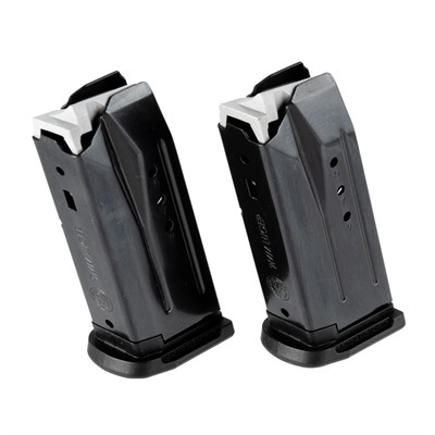 Ruger Security 9 Compact Magazines - Security 9 10rd Compact Magazine 2-Pack