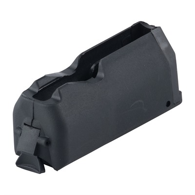 Ruger Ruger American 4rd Magazine 308 Winchester - Ruger American Magazine 308 Winchester 4rd Polymer Black