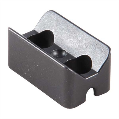 Ruger Ruger 10/22 Barrel Retainer V-Block Blue - Ruger 10/22 Barrel Retainer V-Block Blue Steel Black