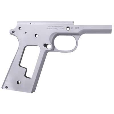Sti 1911 Single Stack Standard Ramped Receiver