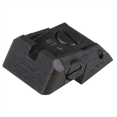 Sti 1911 Adjustable Rear Sights - Tactical Adjustable Rear Sight