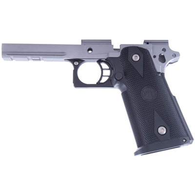 1911 Auto 2011 Modular Frame - Tactical Long/Wide Ramped 2011 Frame