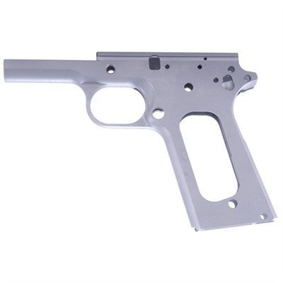 1911 Auto Single Stack Receiver 1911 Frame Kit-non Ramp-bare Frt Strap : Handgun Parts by Sti for Gun & Rifle