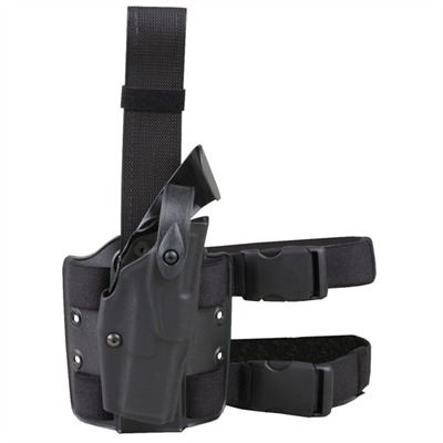 6304 Tactical Holster Glock 19,23 & 17,22 6304 Thigh Rig : Shooting Accessories by Safariland for Gun & Rifle