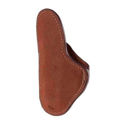 Bianchi (Safariland) #100 Professional  Inside The Waistband Holster - #100 Professional Iwb Glock 42, Ruger Lc9 Tan Rh
