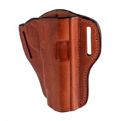 Bianchi (Safariland) #57 Remedy  Open Top Belt Slide Holster - #57 Remedy Open Top Colt Commander 4.25