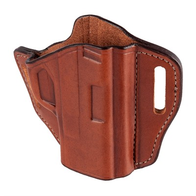 Bianchi (Safariland) #57 Remedy  Open Top Belt Slide Holster - #57 Remedy Open Top Springfield Xds Tan Rh