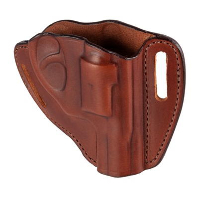 Bianchi (Safariland) #57 Remedy  Open Top Belt Slide Holster - #57 Remedy Open Top Ruger Lcr Tan Rh
