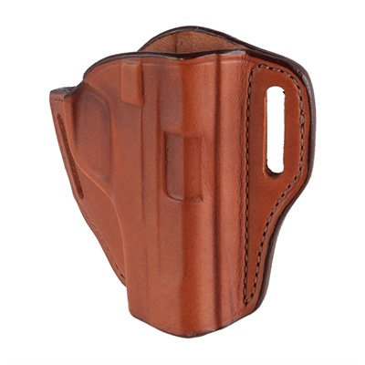 Bianchi (Safariland) #57 Remedy  Open Top Belt Slide Holster - #57 Remedy Open Top S&W M&P 9c Tan Rh