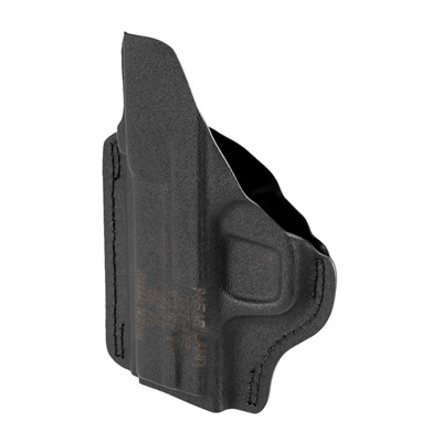 Safariland #17t Tuckable Iwb Holster - #17t Tuckable Iwb S&W M&P Shield Black Rh
