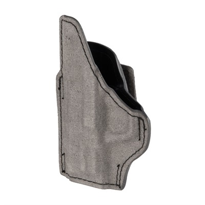 Safariland #18 Inside-The-Waistband Holster - #18 Iwb S&W M&P Shield Black Suede Rh