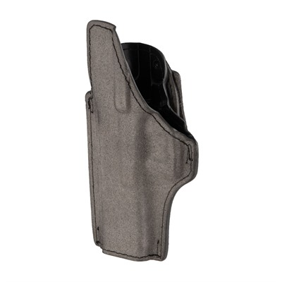 Safariland #18 Inside-The-Waistband Holster - #18 Iwb Glock 17, 22 Black Suede Rh
