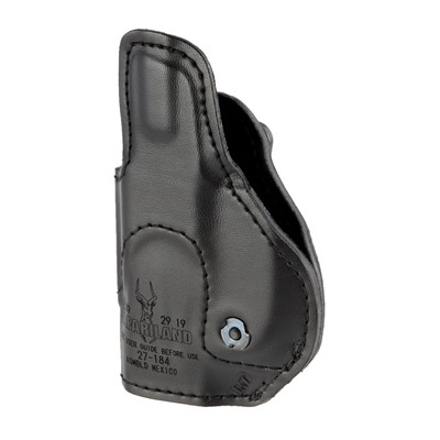 Safariland #27 Inside-The-Waistband Concealment Holster - #27 Iwb Ruger Lc9 Plain Black Rh