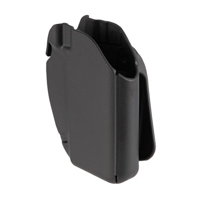Safariland #571 7ts Gls Slim Fit Open Top Holster With New Micro-Paddle - #571 7ts Gls Slim Fit S&W M&P Shield 9/40/45 Black Rh