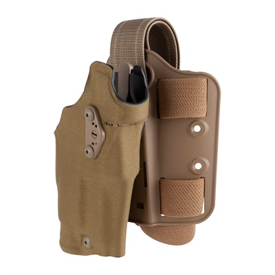 Safariland #6354do Als Optic Tactical Holster - #6354do Tactical W/Iti M3 Light Glock 17/22 Kahki Rh