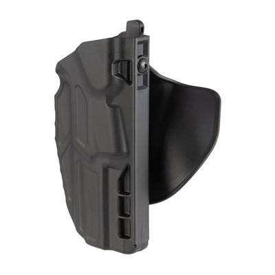 Safariland #7378 7ts Als Concealment Holster - #7378 Als Paddle & Belt Slide Taurus Pt100 Black Rh