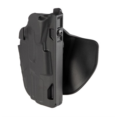 Safariland #7378 7ts Als Concealment Holster - #7378 Als Paddle & Belt Slide H&K P30 Black Rh