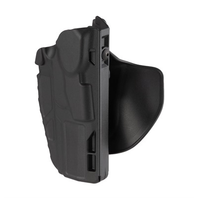 Safariland #7378 7ts Als Concealment Holster - #7378 Als Paddle & Belt Slide Sig P320 9/40/45 Black Rh