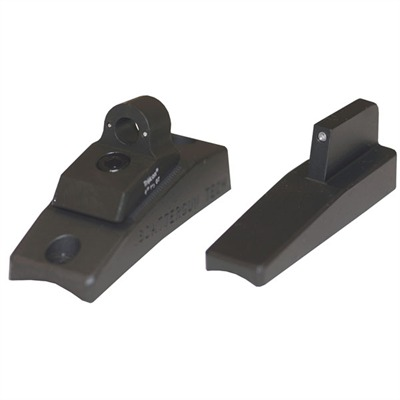 Remington Trak-Lock™ Ii Ghost Ring Sight Set - Tfr12 Trak-Lock Ii Tritium Front/Rear, 12 Ga.