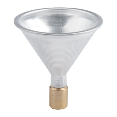 Satern Aluminum Powder Funnels - 40 Caliber Powder Funnel