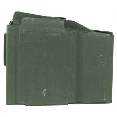 Springfield M1a/M14 Magazine 308 Winchester 10rd Steel Black - Springfield M1a/M14 Magazine 308 Winchester 5rd Steel Black