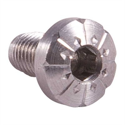 Smith & Alexander Semi-Auto Engraved Grip Screws - S/S 1911 Engraved Screws