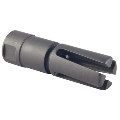 Smith Enterprise Ar-308 Vortex Flash Eliminator 30 Cal - Vortex Flash Eliminator 30 Cal 5/8-24 Steel Parkerized