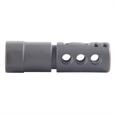 Smith Enterprise Ar .308  Muzzle Brake 30 Caliber - Muzzle Brake 30 Caliber 5/8-24 Ss Nitride